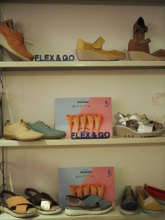Cómodas sandalias