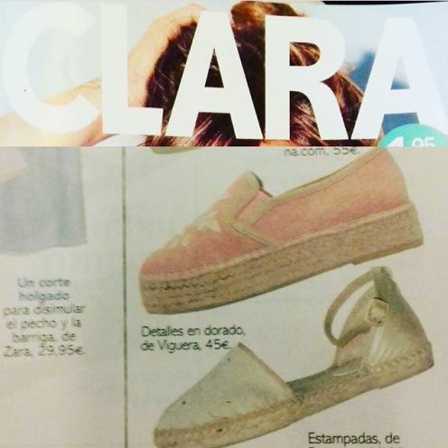 VIGUERA CLARA SS17