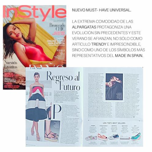 VIGUERA SS16 INSTYLE VIGUERA ARTICULO SS16
