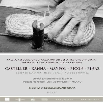 invitation Milan 20 sept